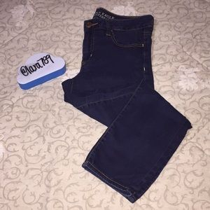 AEO JEGGING CROP